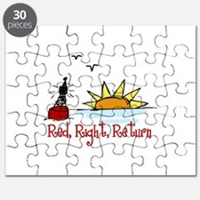 Red Right Puzzle