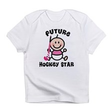 Future Field Hockey Star Infant T-Shirt