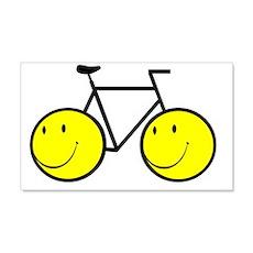 Happy Bike Wall Decal