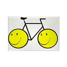 Happy Bike Magnets