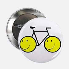 "Happy Bike 2.25"" Button"