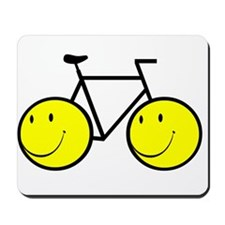 Happy Bike Mousepad