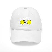 Happy Bike Baseball Baseball Cap