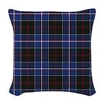 Tartan - Dunlop Woven Throw Pillow