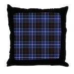 Tartan - Dunlop Throw Pillow