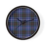 Tartan - Dunlop Wall Clock