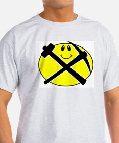 Rockhound Smiling Face T-Shirt