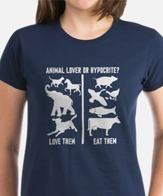 Animal Lover or Hypocrite? Tee