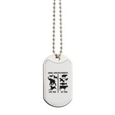 Animal Lover or Hypocrite? Dog Tags