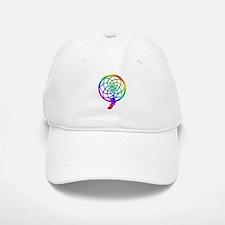 Rainbow Dreamcatcher Baseball Baseball Cap