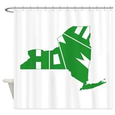 New York Home Shower Curtain