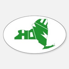 New York Home Decal