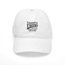 Living Legend Since 1992 Baseball Cap