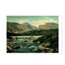 Big Horn Mountains Postcards (Package of 8)