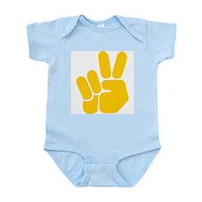 Peace It Out! Infant Bodysuit