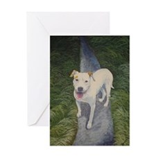 Pibble Greeting Cards