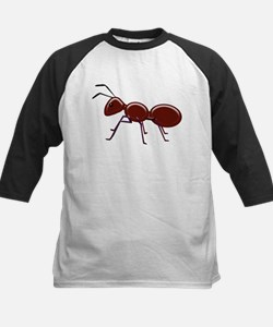 Shiny Brown Ant Baseball Jersey