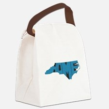 North Carolina Home Canvas Lunch Bag