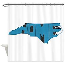 North Carolina Home Shower Curtain