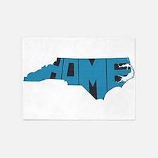 North Carolina Home 5'x7'Area Rug