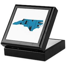 North Carolina Home Keepsake Box