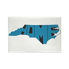 North Carolina Home Rectangle Magnet