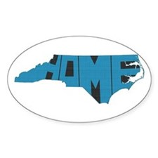 North Carolina Home Decal