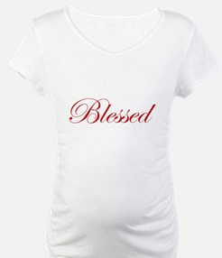 Red Blessed Shirt