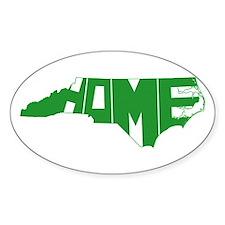 North Carolina Home Decal