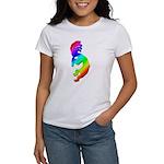 Rainbow Kokopelli Women's T-Shirt
