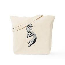 Granite Kokopelli Tote Bag