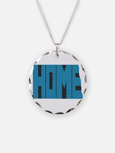 North Dakota Home Necklace