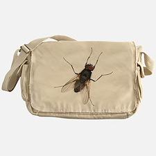 Large Housefly Messenger Bag