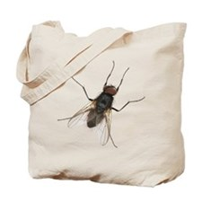 Large Housefly Tote Bag