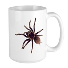 Hairy Brown Tarantula Mugs
