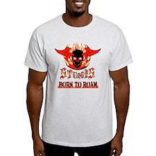 Born To Roam Fire Ball Sturgis T-Shirt