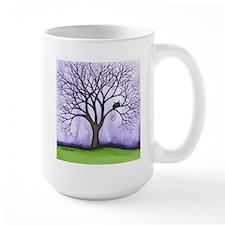 Newton Stray Cat in Tree Mugs