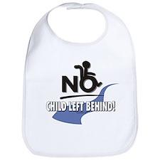 No CHild Left Behind! Bib