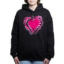 00021623_pnk.png Women's Hooded Sweatshirt
