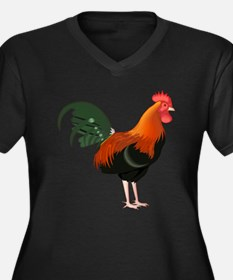 King of the Roost Plus Size T-Shirt