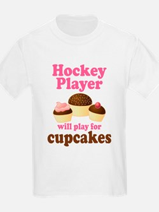 Hockey Player cute T-Shirt