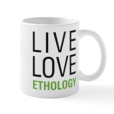Live Love Ethology Mug