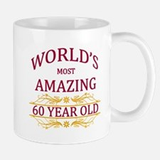 60th. Birthday Mug