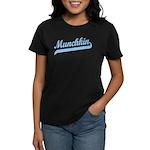 Munchkin [blue] Women's Dark T-Shirt