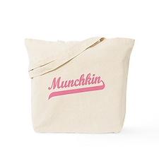 Munchkin [pink] Tote Bag