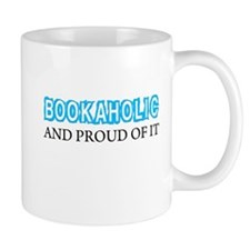 Bookaholic_WHT Mugs