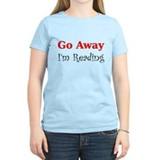 GoAway_WHT T-Shirt