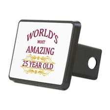 25th. Birthday Hitch Cover