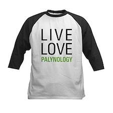 Live Love Palynology Tee