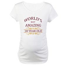 18th. Birthday Shirt